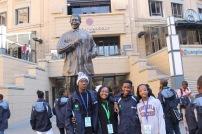 Nelson Mandela Center - Sandton