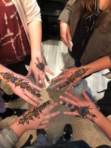 l'art de henna