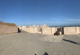 Ramparts at Eljadida